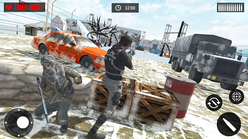 Critical Battle Royale Strike Free Fire Squad Game 1.0 screenshots 2