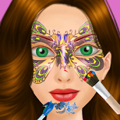 Party Girl Face Paint Salon