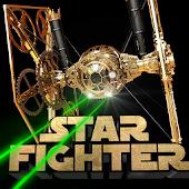 Steampunk Star Fighter LWP