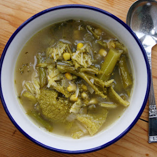 Cabbage Broccoli Soup Recipes
