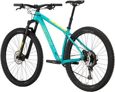 "Salsa Timberjack XT 29 Bike - 29"" Aluminum Teal alternate image 0"