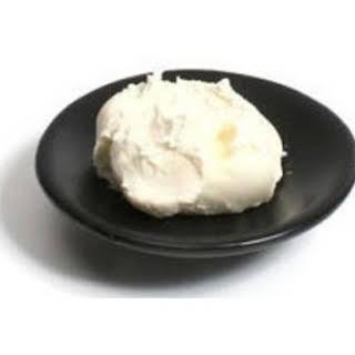 Fromage Blanc Ice Cream.