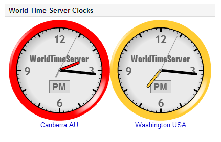 Photo: Obama won.  You may or may not be aware but Australia is 19 hours ahead of Washington. It's already Wednesday here. Australians already knew that Obama had won this morning. :)