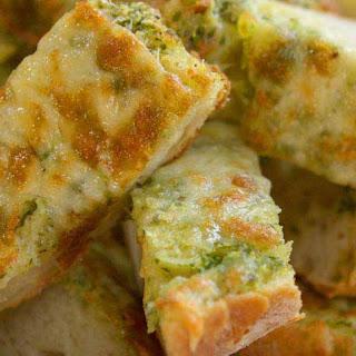 Garlic Bread Italian.