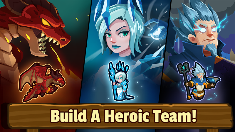 Realm Defense: Hero Legends TD Screenshot 18