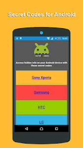 Secret Codes for Android v1.0.0