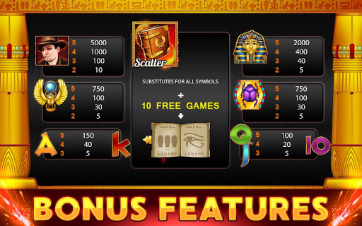 Ra slots - casino slot machines 1.19 screenshots 4
