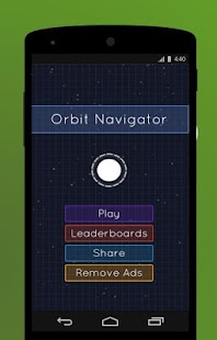 Orbit Navigator Screenshot