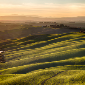 Tuscan landscape by Maurizio Martini - Landscapes Mountains & Hills (  )