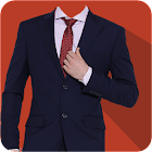 Formal Men Photo Suit icon