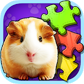 Guinea Pig Jigsaw Puzzle Games