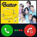 BTS Video Call Live - Contact BTS icon