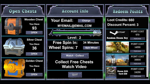 Steam Games For Ps4 : Lootbox free steam games ps gift card for android