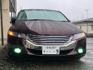 オデッセイ RB3のカスタム事例画像 まーさん 絆翔會さんの2018年09月09日14:10の投稿