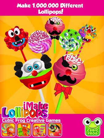 iMake Lollipops - Candy Maker 6.7 screenshot 240453