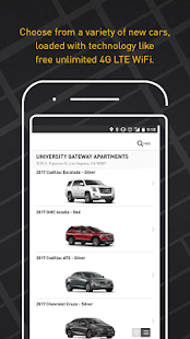 Maven - Car sharing- screenshot thumbnail