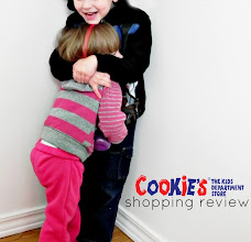 Photo: I am a member of the Collective Bias™ Social Fabric® Community.  This content has been compensated as part of a social shopper insights study for Collective Bias™ and Cookie's Kids  #CBias #CookiesKids #SocialFabric