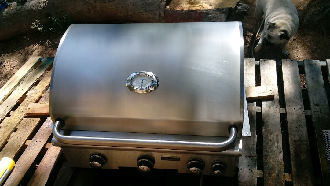 BBQ and Grill Repair Company - All Brands Serviced and Repaired