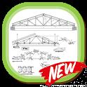Lightweight Steel Roof Truss Design icon