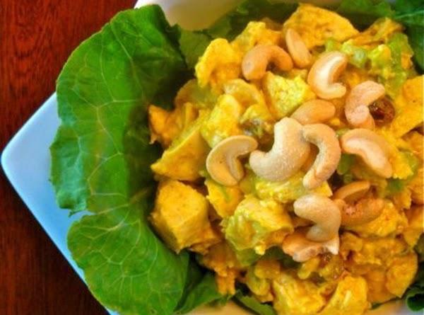 Curried Chicken Salad Recipe