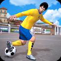 Street Soccer Games: Offline Mini Football Games icon