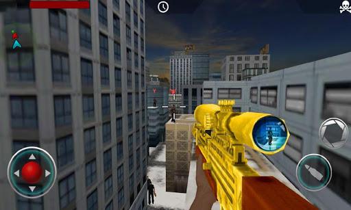 玩免費動作APP|下載American Sniper Shooting app不用錢|硬是要APP