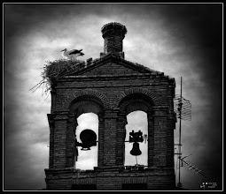 Photo: belfry with various uses :) My contribution to: #SacredSunday curated by +Charles Lupica +Manfred Berndtgen and +Bill Wood  #PlusPhotoExtract by +Jarek Klimek