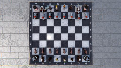 Political Chess 3D 1.4 screenshots 5