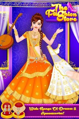 Gopi Doll Fashion Salon screenshot