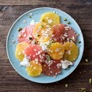 Our Citrus Salad Breakfast