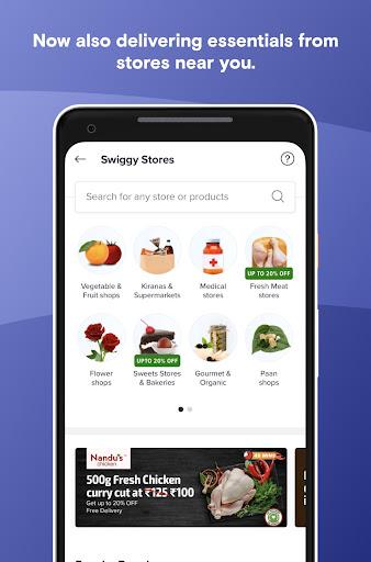 Swiggy Food Order & Delivery screenshot 3