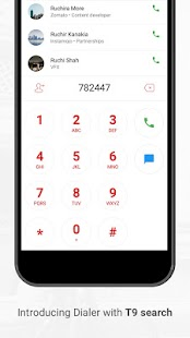 InTouchApp - Dialer, Contacts Backup Transfer Sync- screenshot thumbnail