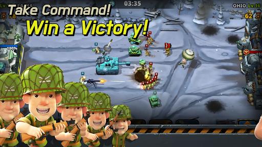 Code Triche World War Arena APK MOD screenshots 1