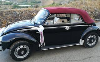 Volkswagen Maggiolone Cabriolet Rent Campania