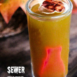 Sewer Water Cocktail