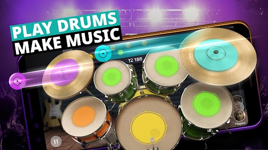 Drum Set Music Games & Drums Kit Simulator 1