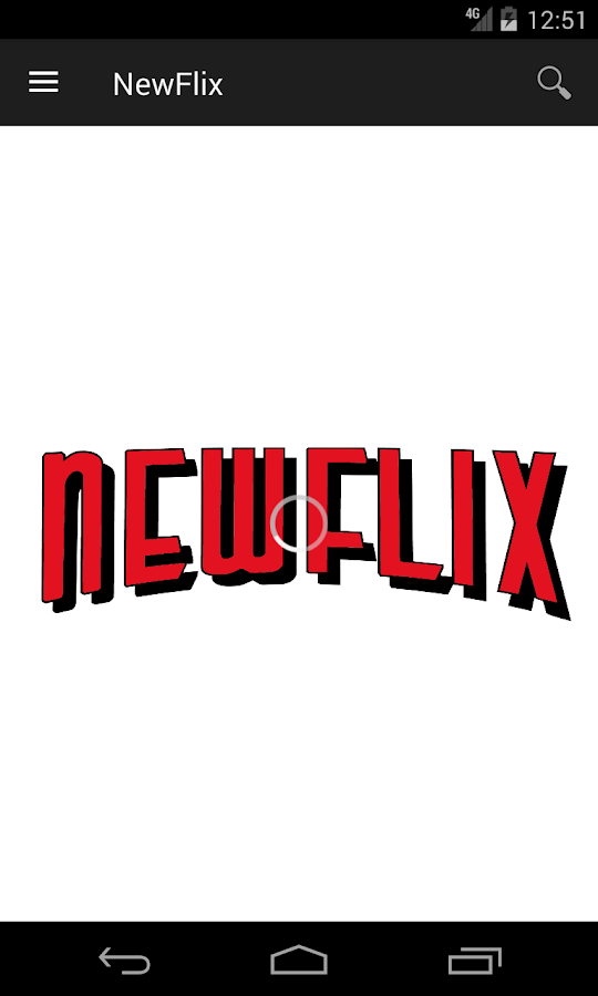 NewFlix for Netflix- screenshot