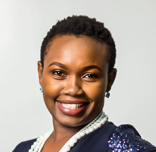 Frida Njogu-Ndongwe, newly appointed IDinsight East Africa regional director/HANDOUT