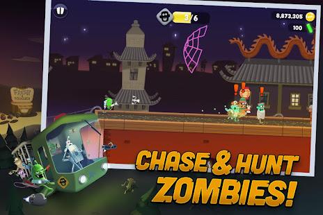 Zombie Catchers 1.30.2 APK + Мод (Unlimited money) за Android