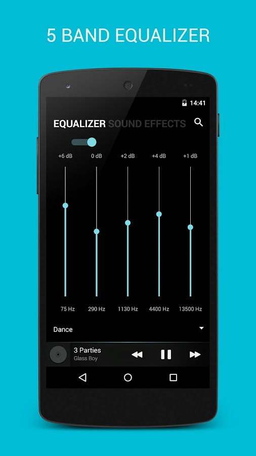 BlackPlayer Music Player- screenshot