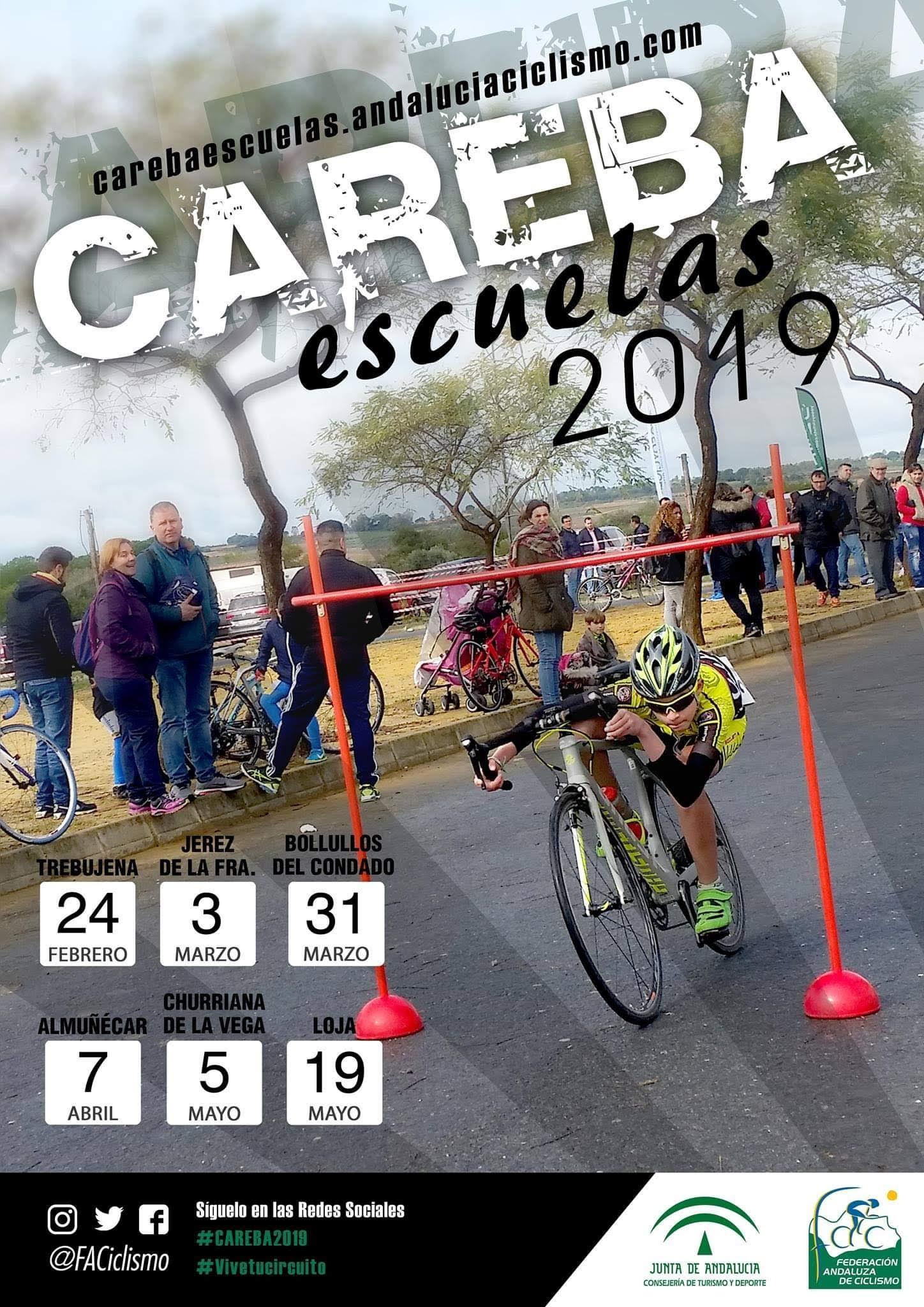 Largo fin de semana para el ciclismo algecireño