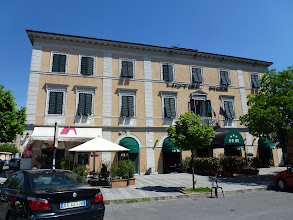 Photo: Rex Hotel in Lucca We stayed here for 2 nights