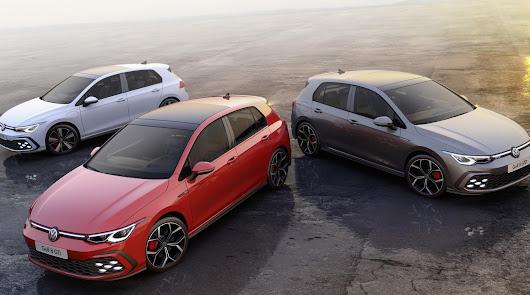 Presentación de los nuevos Golf GTI, GTE y GTD, en Vera Import