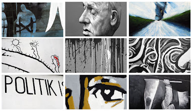 """Photo: Graffiti at Eastside Gallery. Composition of nine shots at different lengthscales (""""The wall"""")"""