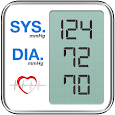 Blood Pressure Checker Diary - BP Info -BP Tracker