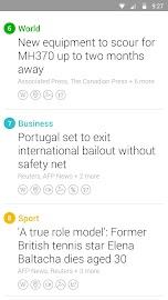 Yahoo News Digest Screenshot 2