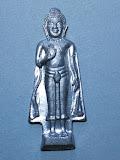 พระร่วงหน้าพระธาตุ พิธีพระพนัสบดี วัดหน้าพระธาตุ จ.ชลบุรี ปี 2517 (หลวงปู่ทิม วัดละหารไร่/ หลวงปู่โต๊ะ วัดประดู่ฉิมพลี ร่วมปลุกเสก)