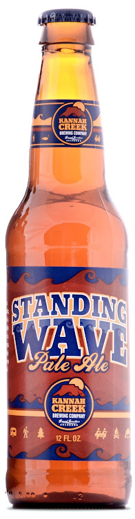 Logo of Kannah Creek Standing Wave Pale Ale