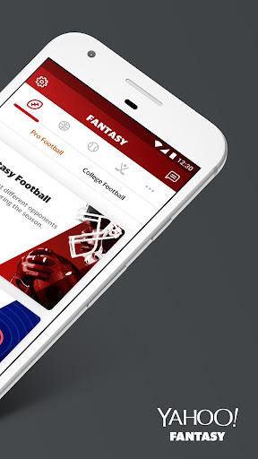 Yahoo Fantasy Sports - #1 Rated Fantasy App 10.11.3 screenshots 2