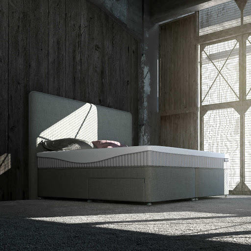 Dunlopillo Diamond Ottoman Bed